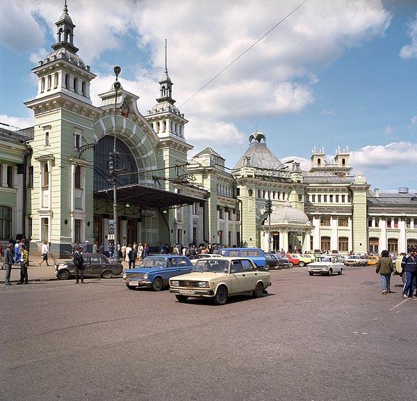 Эту площадь москвичи чаще