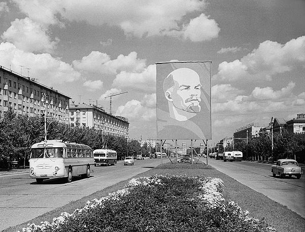 Ленинский пр-т